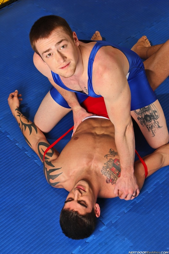 Gay Wrestler Sex 1 Gay Wrestler Sex