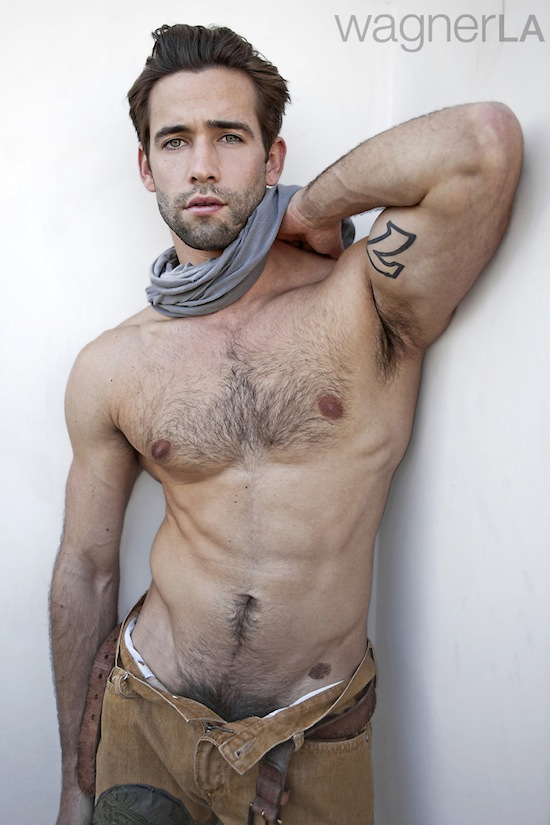 Awesome Hairy Hunk Levi Jackson 2 Awesome Hairy Hunk Levi Jackson