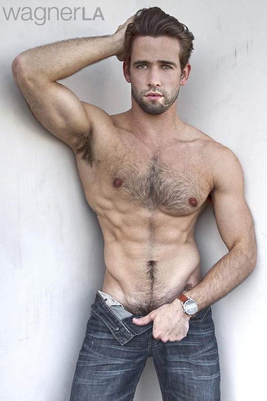 Awesome Hairy Hunk Levi Jackson 6 Awesome Hairy Hunk Levi Jackson