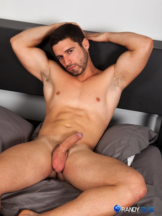 Jerking It With Butch Hunk Matt Castro 7 Jerking It With Butch Hunk Matt Castro