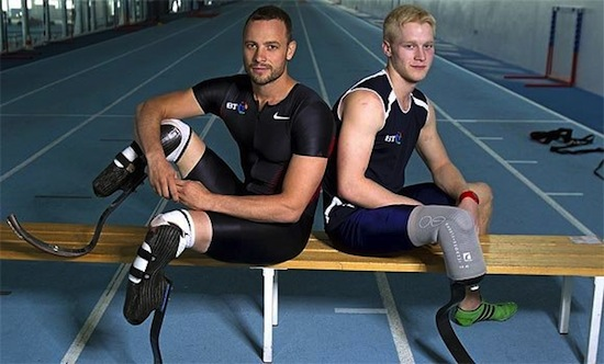 Paralympic Hunks 5 Paralympic Hunks