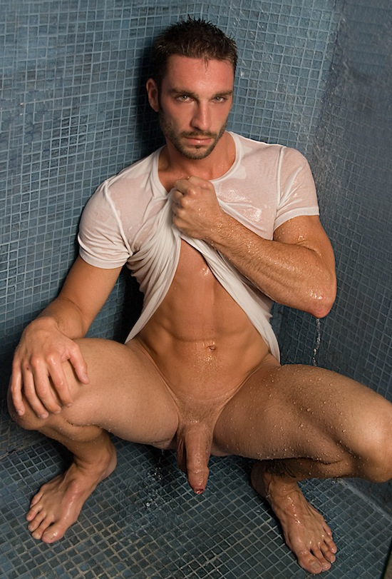 Naked Uncut Male Model FrancC (8)