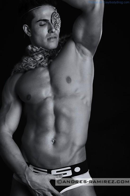 Mario Hervas In Another Sexy Underwear Collection (1)