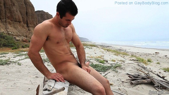 Brock Cooper Naked On The Beach 3 Brock Cooper Naked On The Beach