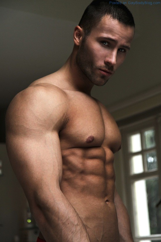 More Of Hunky Muscle Jock Ruben Baars 3 More Of Hunky Muscle Jock Ruben Baars
