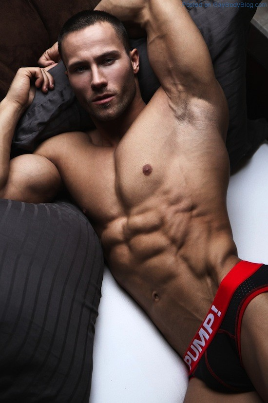 More Of Hunky Muscle Jock Ruben Baars 7 More Of Hunky Muscle Jock Ruben Baars
