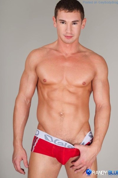 Cute Muscle Boy Joe Clark Jerking Off (1)