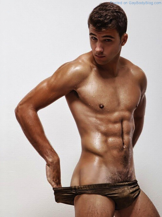 Ripped Twink Miguel Ortiz (6)