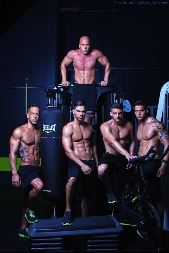 Gym Muscle Hunks 1 Gym Muscle Hunks