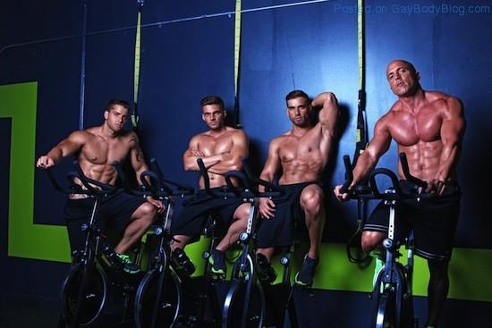 Gym Muscle Hunks (5)