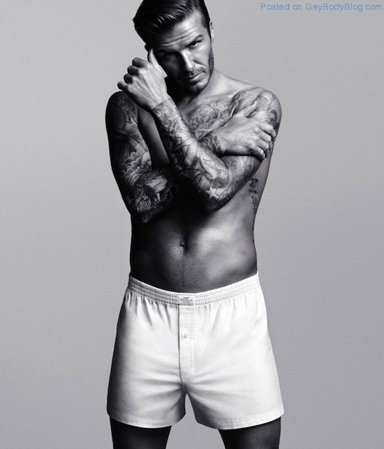 Is David Beckham Overrated 4 Is David Beckhams Bulge Overrated?