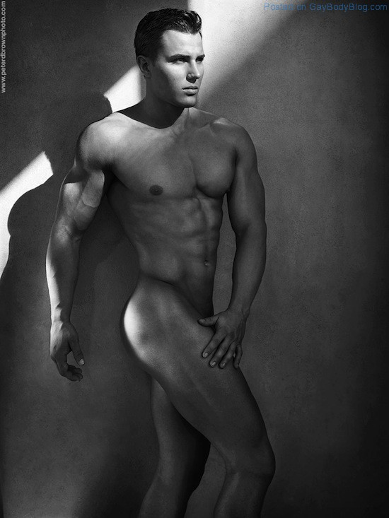 Classic Photography With Handsome Jock Christian Bok (6)