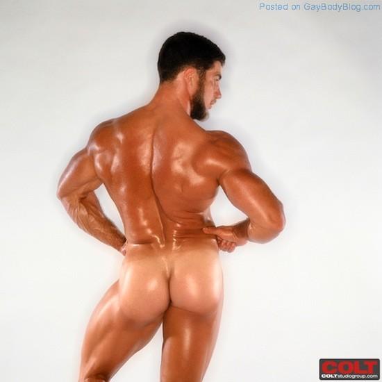 Naked Bodybuilder Rick Wolfmier (6)