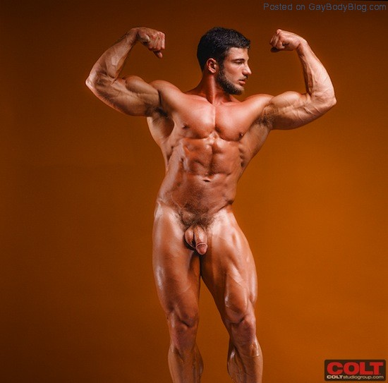 Naked Bodybuilder Rick Wolfmier 7 Naked Bodybuilder Rick Wolfmier