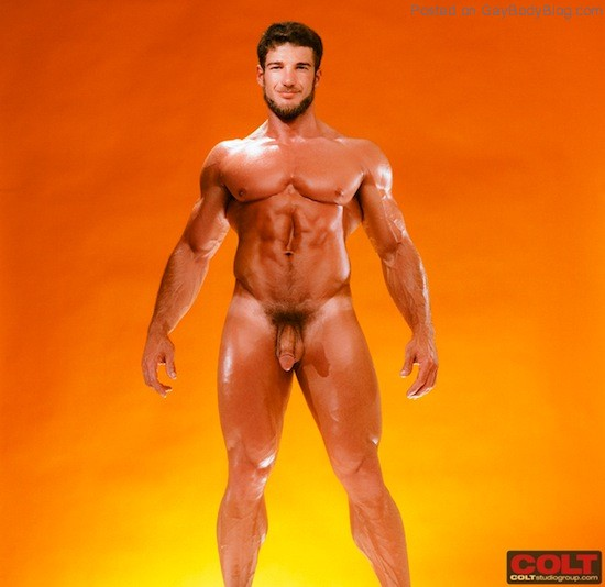 Naked Bodybuilder Rick Wolfmier 9 Naked Bodybuilder Rick Wolfmier