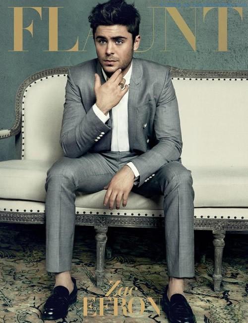 Zac Efron In Flaunt Magazine (8)