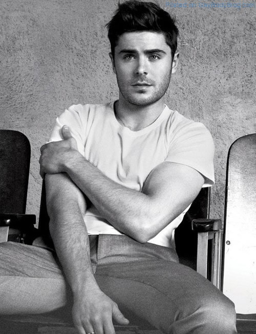 Zac Efron In Flaunt Magazine 5 Zac Efron In Flaunt Magazine