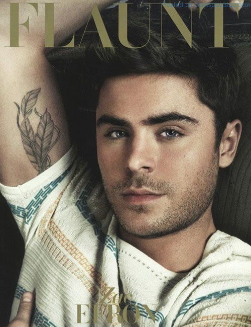Zac Efron In Flaunt Magazine 8 Zac Efron In Flaunt Magazine