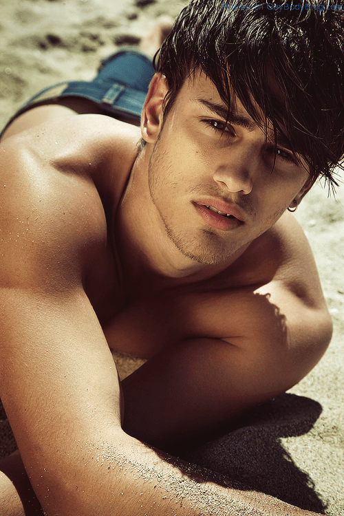 Beautiful Twinky Model Sergio Carvajal 1 Beautiful Twinky Model Sergio Carvajal
