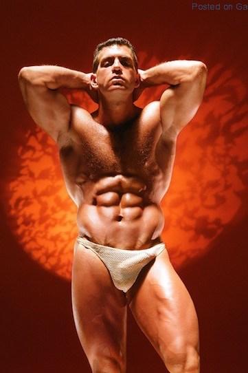 Hung Muscle Man Jake Tanner 1