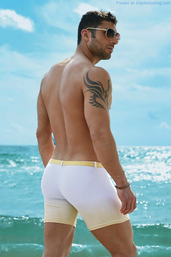 On The Beach With Adam A (3)