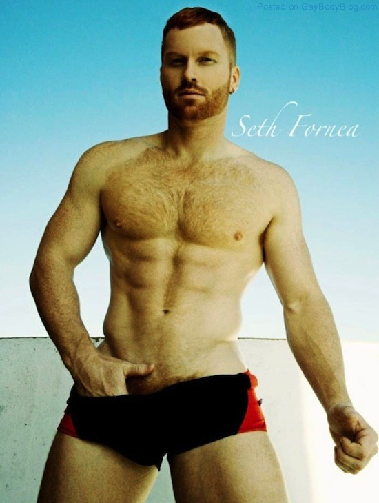 Red Headed Hunk Seth Fornea Reveals More 6 Red Headed Hunk Seth Fornea Reveals More
