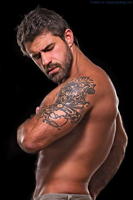 Masculine And Hairy Hunk Fabricio Ternes (2)