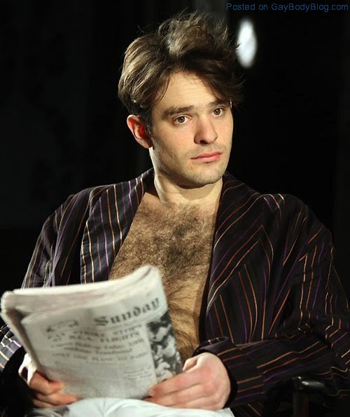 Unexpected Crush - Charlie Cox (1)