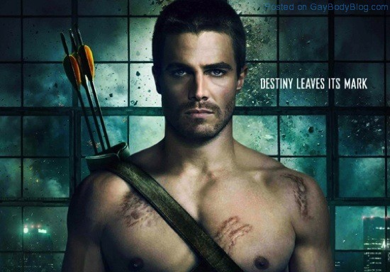 A Shirtless Stephen Amell 5 A Shirtless Stephen Amell
