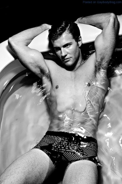 Getting Wet With Sam Moore (1)