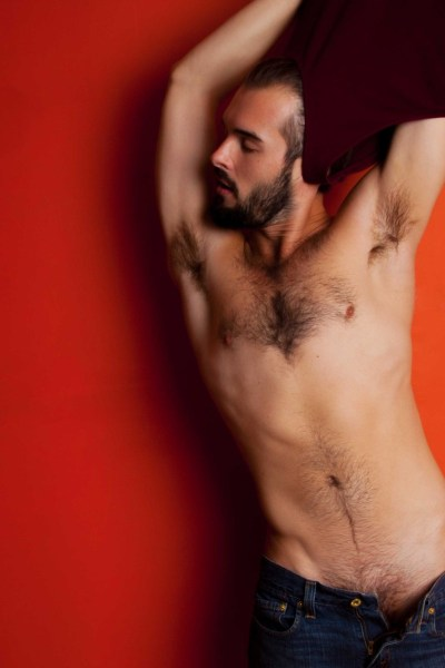 Hairy Handsome Hottie Dusty st. Amand 7