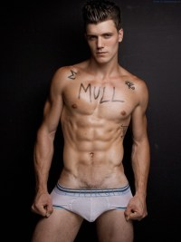 Fit And Buff Robert Mull By Rick Day