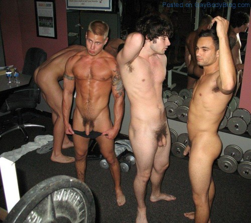 Naked Gym Guys I Need To Change Gyms 7 Naked Gym Guys   I Need To Change Gyms!