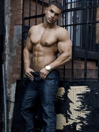 Massively Muscled Raciel Castro By Rick Day