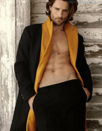Handsome and hunky defined model Tommy Dunn