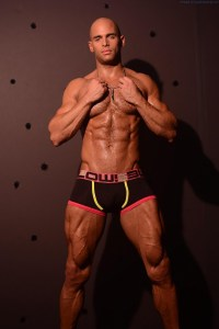 Hot Hunks For Andrew Christian
