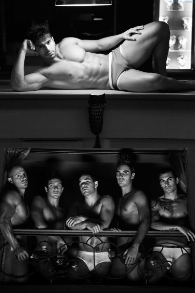 Some Revealing Hunks By Alex Pires 1