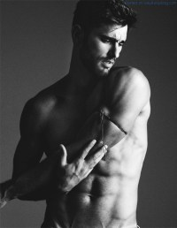 Ricardo Baldin Has Just Enough Fur