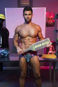 Would You Bend Over For Andrew Christian?