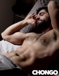 Shirtless Hunks For Chongo Magazine