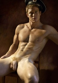 More Naked Hunks From Paul Freeman