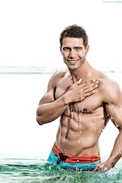 Shirtless Hunks In South Africa For Mens Health 1