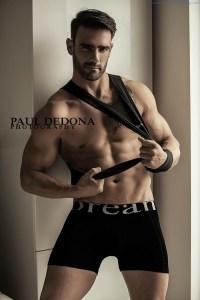 Paul Dedona Knows Some Gorgeous Muscle Jocks