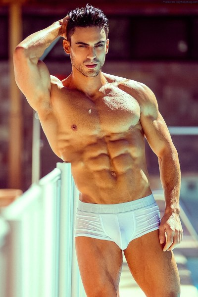 Jose Luis Angulo Is Looking So Fine Its Almost Criminal 1