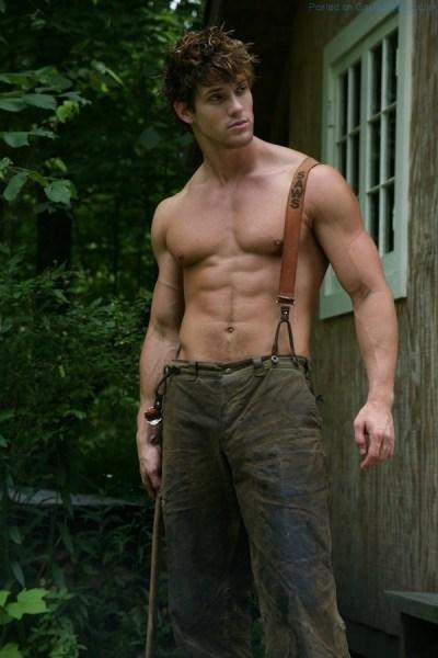 Leighton Stultz Naked In The Woods 0