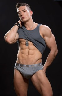Jose Murcia Has A Great Package!