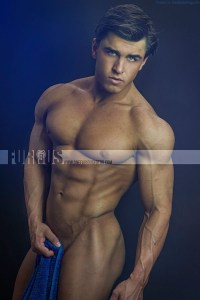 Kevin Dzienny Is A Bulging Hunk Of Man