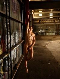 Naked Movement - Stephane By Mark Grantham