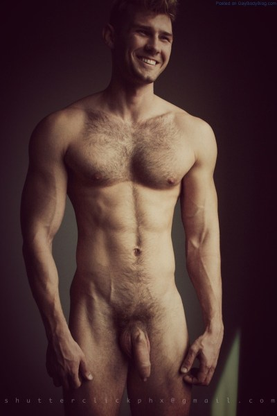 In Lust With Uncut Hottie Jacob Peterson 6
