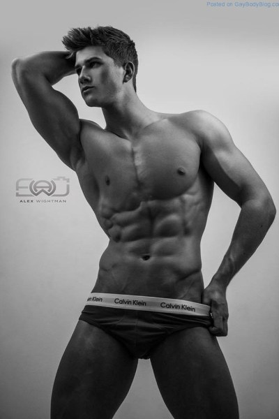 Young, Cute And Seriously Buff - Ryan Sage 0